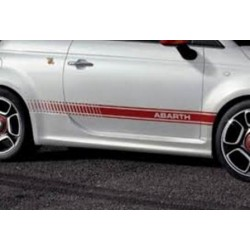 ABARTH FRANJAS LATERALES